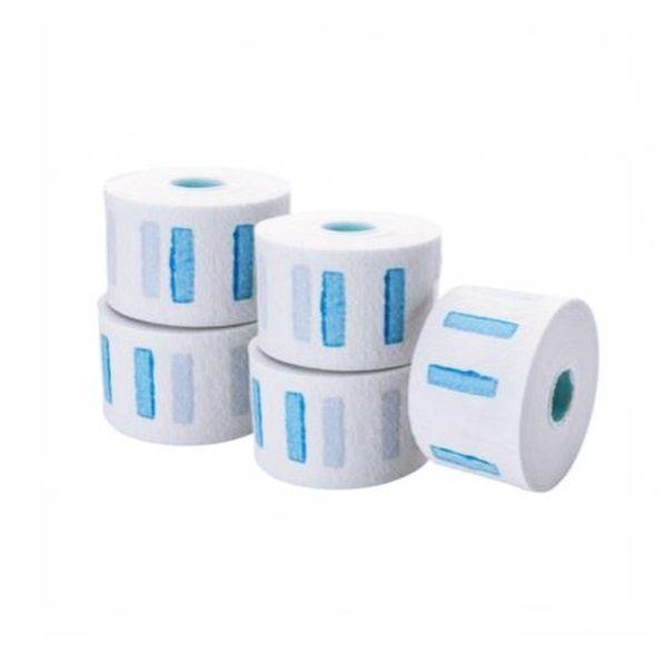 Gola Higiênica Barbeiro 5 Rolos Neck Paper Capa Protetor