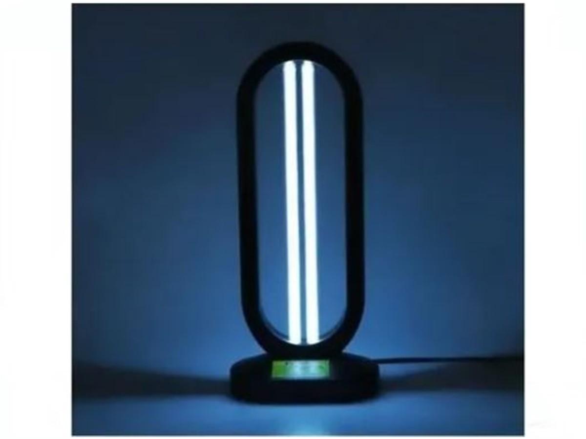 Luminária Lâmpada Uvc Ultravioleta Esterilizador Germicida