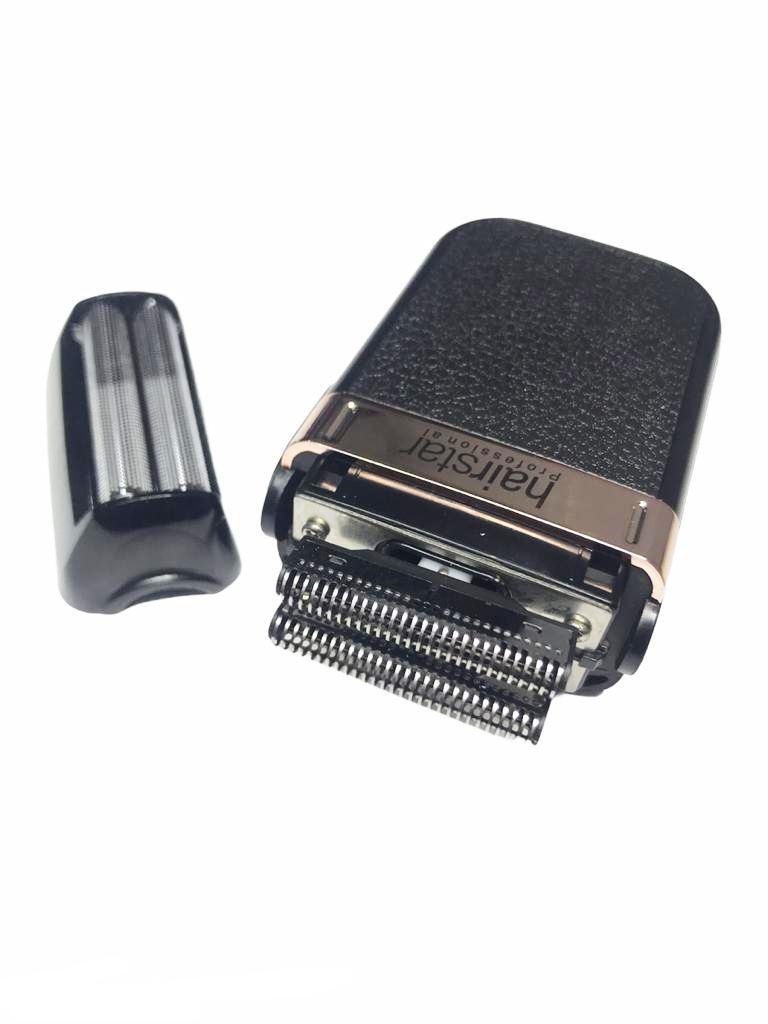 Máquina Barbeador Elétrico Shaver Sem Fio Hairstar Km 106