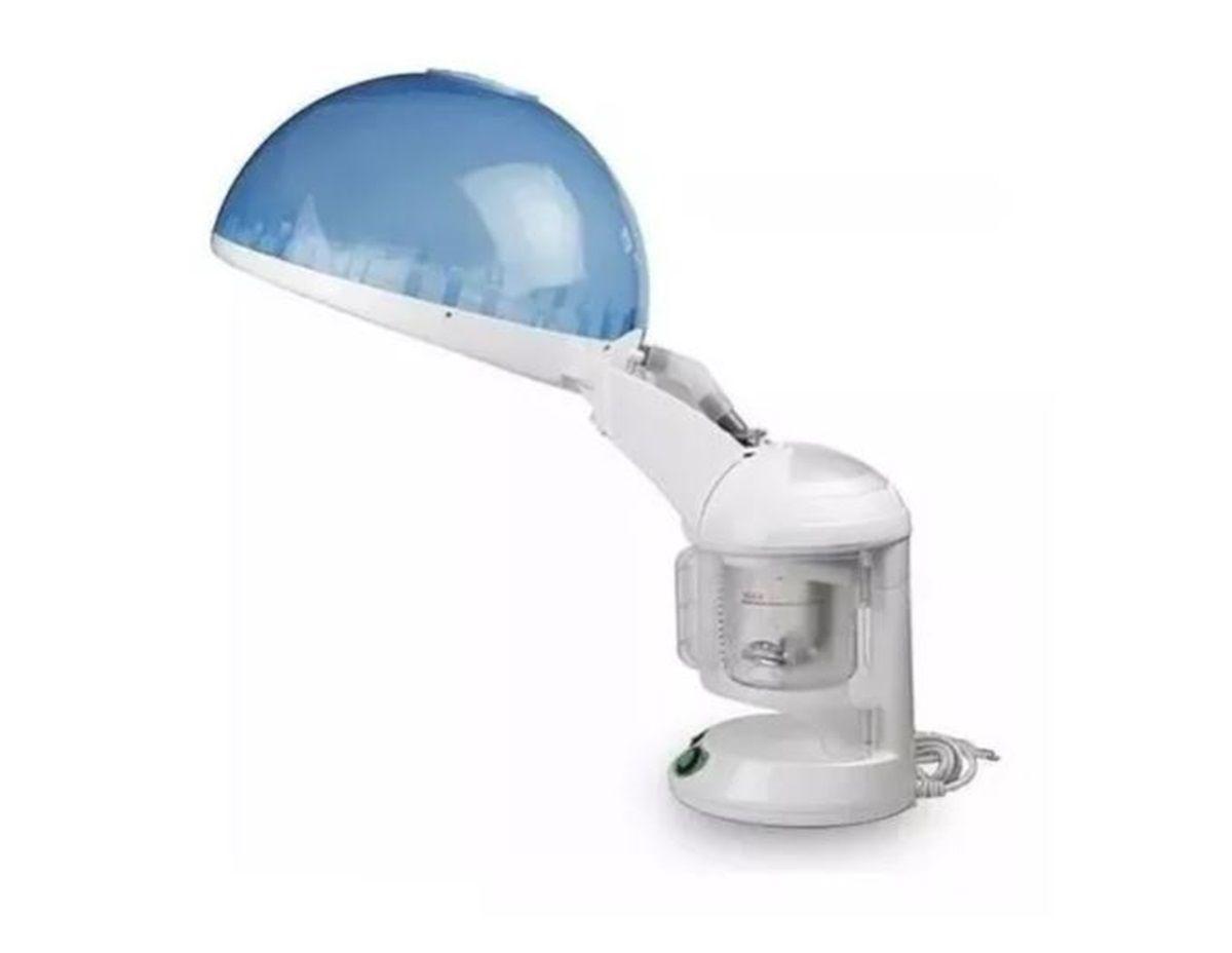 Maquina Spa Facial Vapor Ozônio Limpeza Da Pele E Capilar 220V