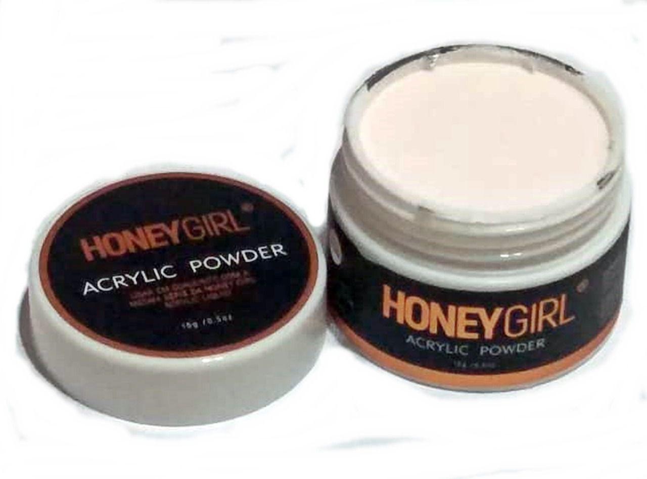 Pó Acrílico Acrylic Powder Nude Para Unha Acrílica Honey Girl 15gr