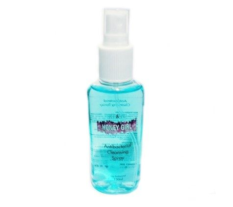 Preparador De Unha Bactericida Em Spray Honey Girl 130m