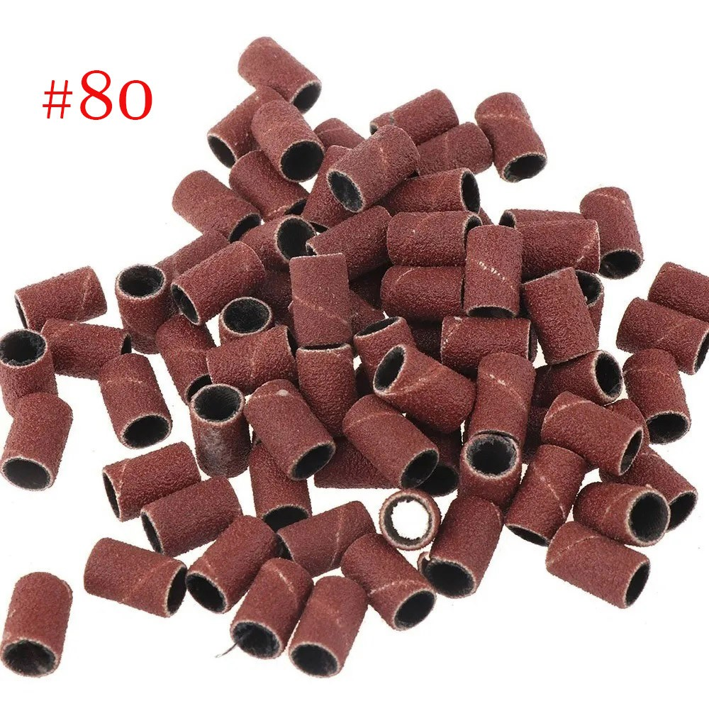 Refil Lixas Para Brocas De Lixadeiras Elétricas 50 Unidade #80