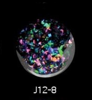 Top Coat Aurora J12-08 Honey Girl Com Glitter 5g