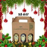 Cervejas Campos do Jordão na Caixa de Presente ( Escolha 3 opções de Cervejas)