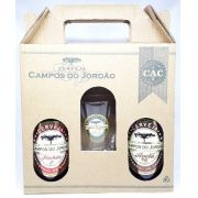 Cervejas Campos do Jordão Pinhão  + Avelã + Copo Caldereta