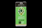Chocolate Belga Cerveja IPA Cacau Beer 35g  em barra