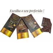 Barra de Chocolate amargo Spinassi Campos Do Jordão100g