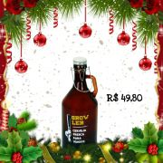 Growler (garrafão) Para  Chopes 1,92 Lt