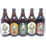 Kit Degustação Cerveja Buda
