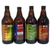 kit Degustação Cerveja Votus - c/ 4 Rotulos