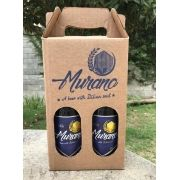 Kit Cerveja Murano com 2 Witbier