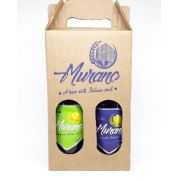 Kit Cerveja Murano com 2 Session IPA + Witbier