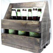 Na Caixa de Madeira com 6 Cervejas Murano Session IPA  500ml