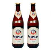 Pack com 2 Cervejas Erdinger Tradicional 500ml