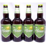 Pack com 4 Cervejas Murano Session IPA  500ml