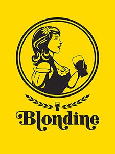 Cerveja Blondine Volcano Stout 500ml