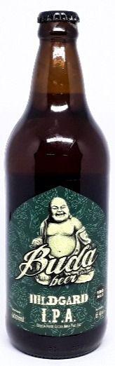 Cerveja Buda Hildgard IPA 600ml
