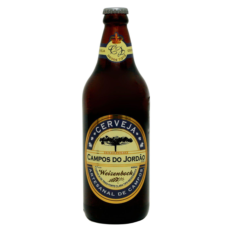 Cerveja Campos do Jordão na caixa de presente (escolha 2 opções de cervejas)