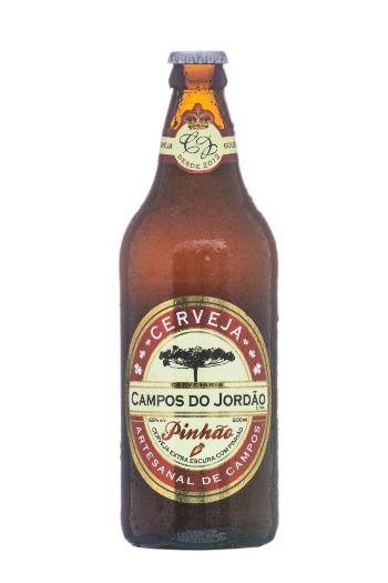 Cerveja Campos do Jordão Pinhão 600ml