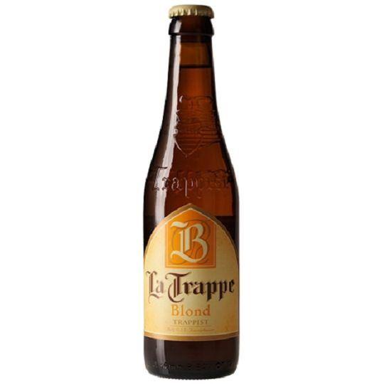 Cerveja La Trappe Blond 330ml