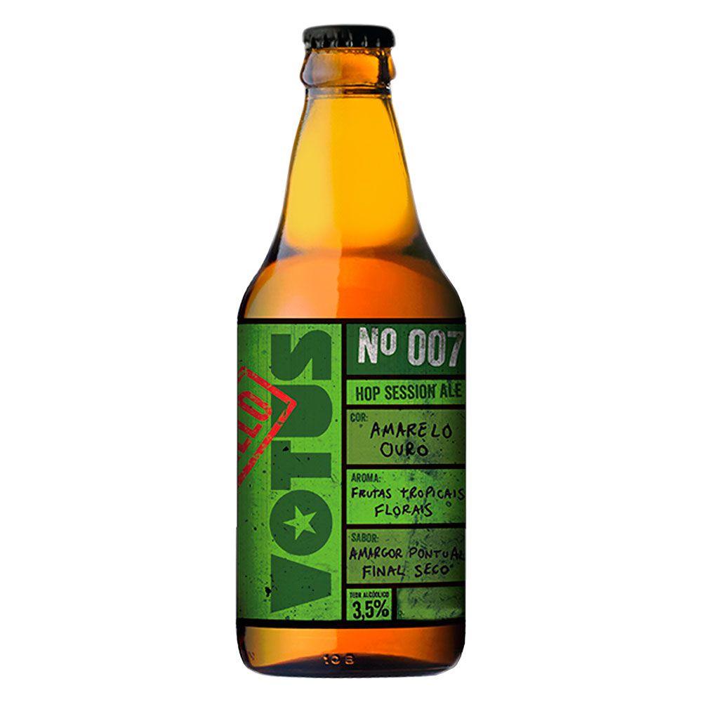 Cerveja Votus  N 007 Hop Session Ale Centennal 600ml