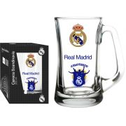 Caneca Scandinavia Real Madrid Torcida - 355 ml
