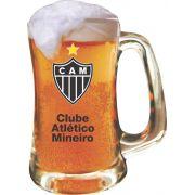 Caneca Scandinavia Atlético Brasão - 355 ml
