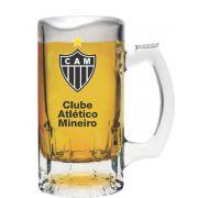 Caneca Trigger Atlético Brasão - 375 ml