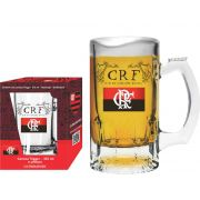 Caneca Trigger Flamengo CRF - 375 ml
