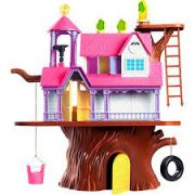 Casa Na Árvore Casinha Da Arvore Xplast Brinquedo
