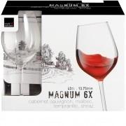 Conjunto de Taças Para Vinho Royal Leerdam Magnum