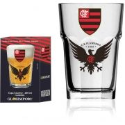 Copo Country Flamengo Urubu - 400 ml