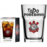 Copo Country Corinthians Poderoso - 400 ml