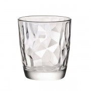 Copo Diamond para Whisky Transparente