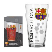 Copo Pub Barcelona Decoração - 470ml