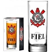 Copo Scotland Corinthians Fiel - 330 ml