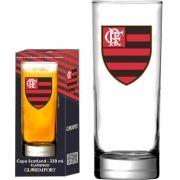 Copo Scotland Flamengo Logo - 330 ml