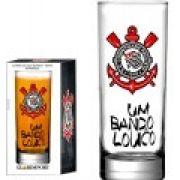 Copo Scotland Corinthians Bando - 330 ml