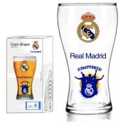 Copo Shape Real Madrid Torcida - 470 ml