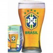 Copo Shape CBF Brasão  - 470 ml