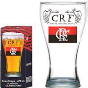 Copo Shape Flamengo CRF - 470 ml