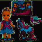 Boneca da Disney Cinderela com Pônei
