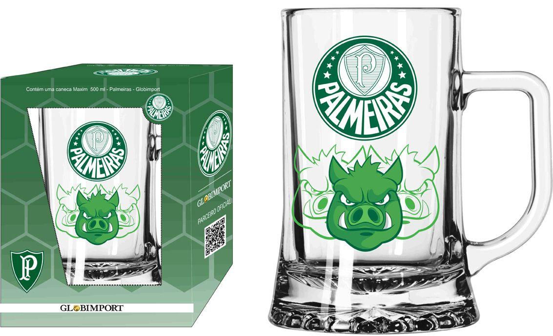 Caneca Maxim Palmeiras Porco - 500 ml