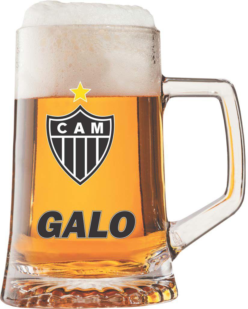 Caneca Maxim Atlético Galo - 500 ml