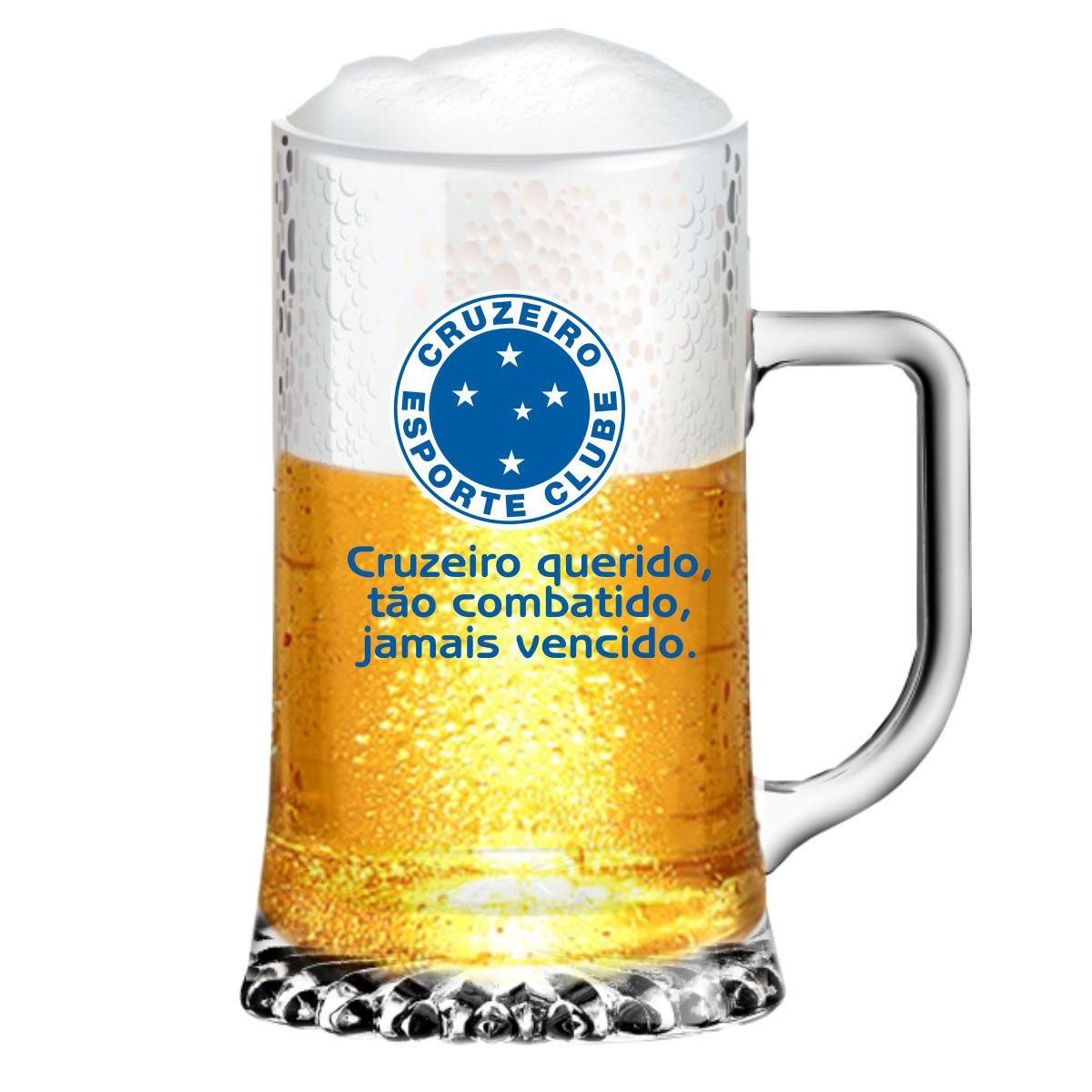 Caneca Maxim Cruzeiro Torcida - 500ml