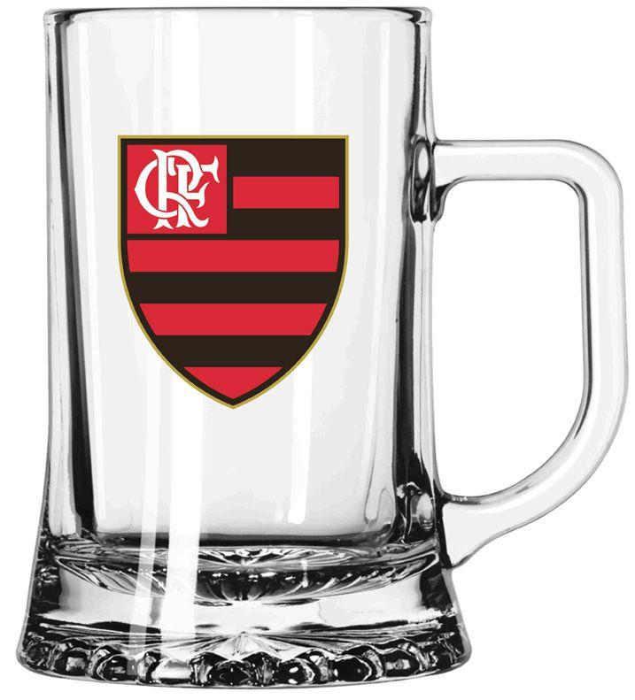 Caneca Maxim Flamengo Logo - 500 ml