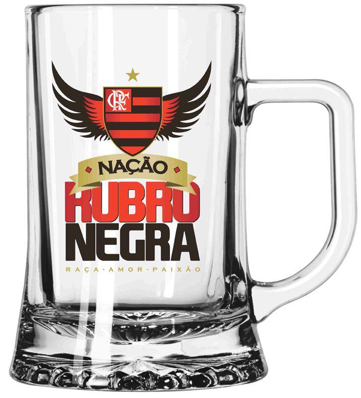 Caneca Maxim Flamengo Nação - 500 ml