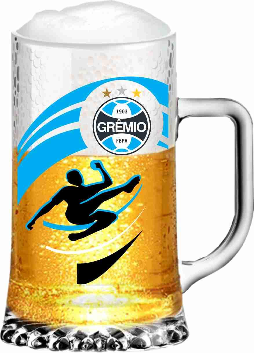 Caneca Maxim Grêmio Jogador -500 ml