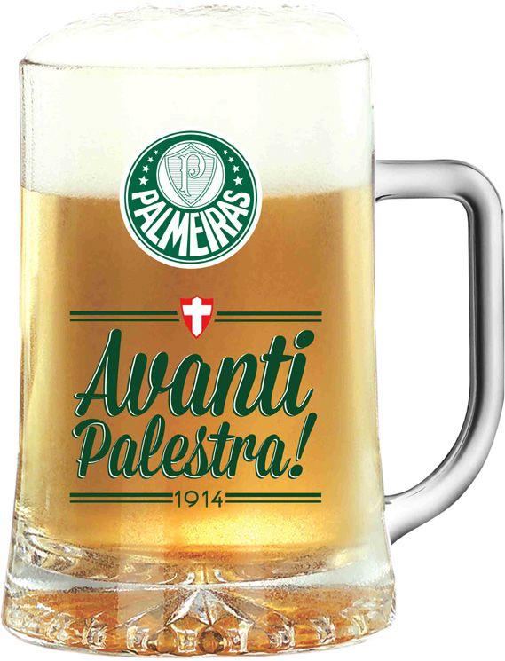 Caneca Maxim Palmeiras Avanti - 500 ml